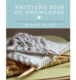 Sterling Books SP The Knitters Book Of Knowledge