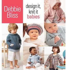 Sterling Books SP DB Design It, Knit It Babies