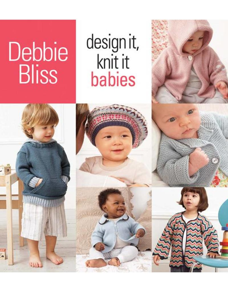 Sterling Books SP DB Design It, Knit It Babies
