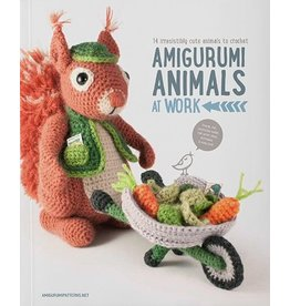 IPG Books IPG Amigurumi Animals At Work