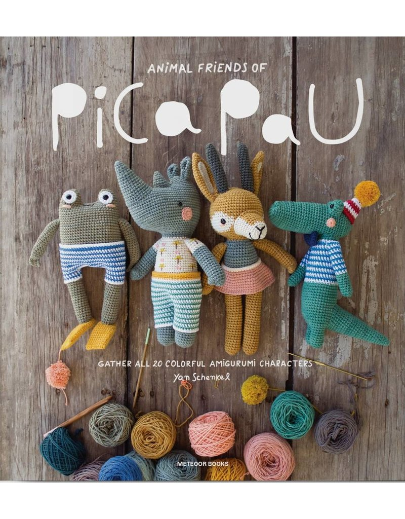 IPG Books IPG Animal Friends Of Pica Pau