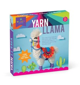 Ann Williams AW Yarn Llama
