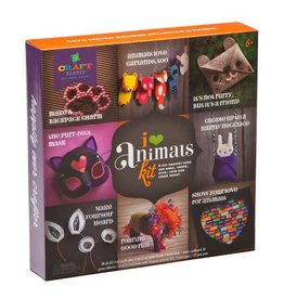 Ann Williams AW I Animals Kit