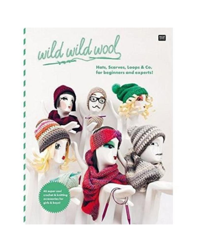 Rico Design RD Book - Wild Wild Wool