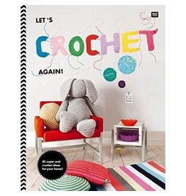 Rico Design RD Book - Lets Crochet Again