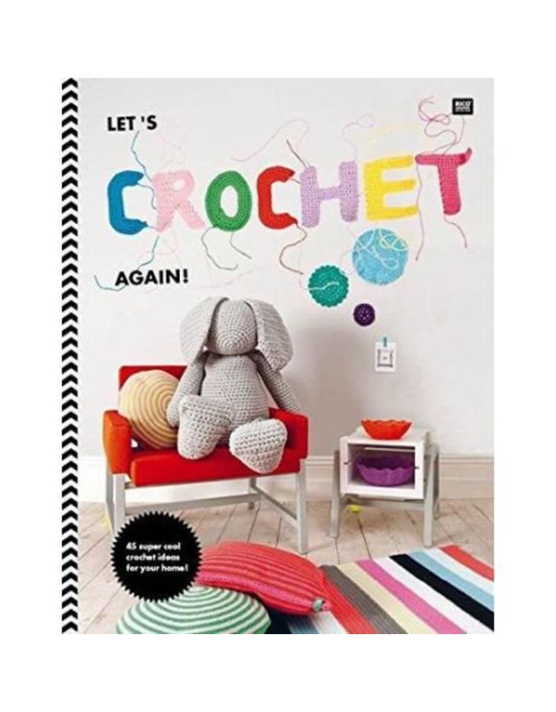 Rico Design RD Book - Lets Crochet Again