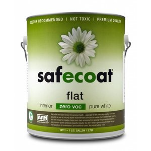 AFM Safecoat Zero VOC Flat Paint