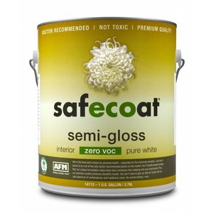 AFM Safecoat Zero VOC Semi-Gloss Paint