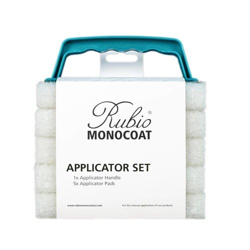 Rubio Monocoat Rubio Pad Applicator Set