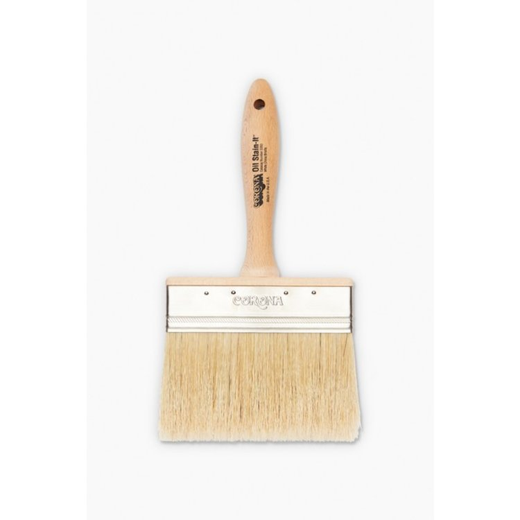 Sydney Harbour Natural Bristle Box Brush 5""