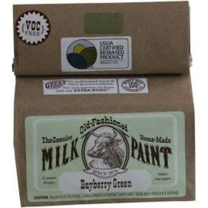 Old-Fashioned Milk Paint Milk Paint Bayberry Green