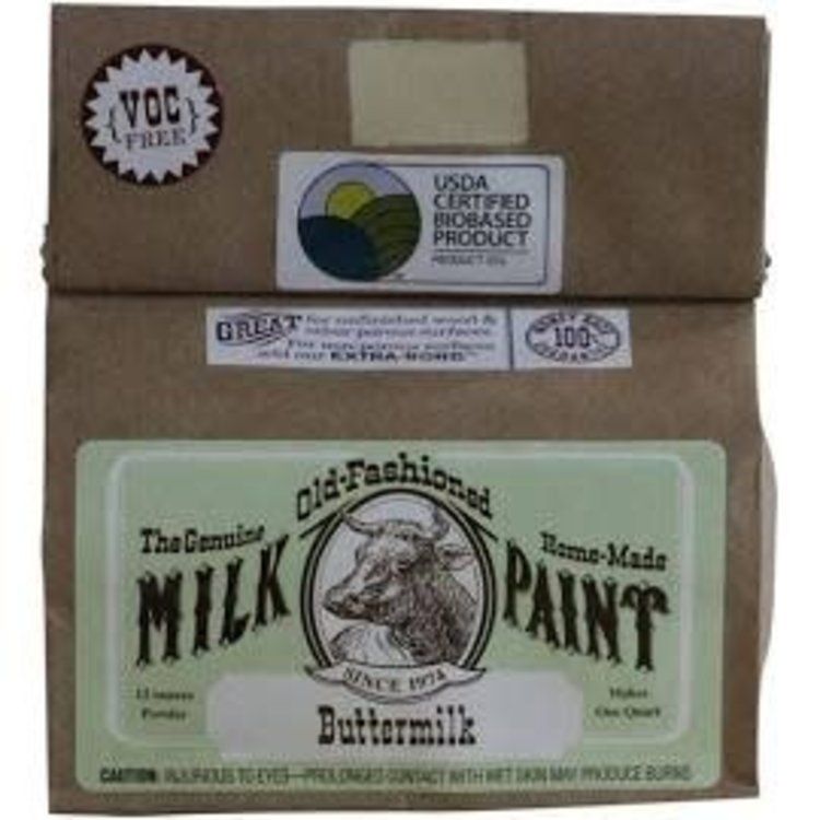 Old-Fashioned Milk Paint Milk Paint Buttermilk