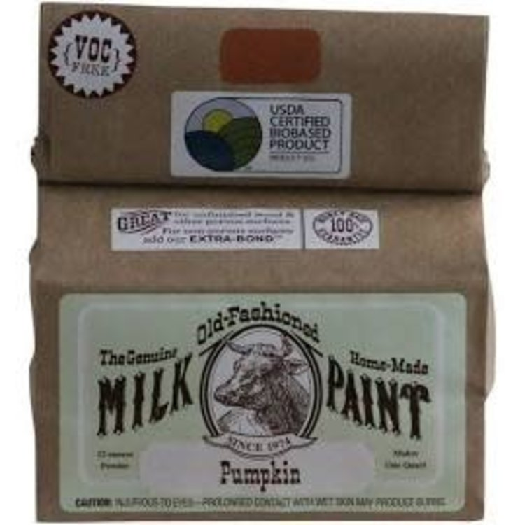 Old-Fashioned Milk Paint Milk Paint Pumpkin