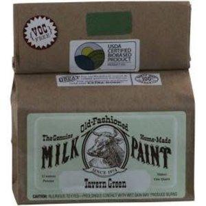 Old-Fashioned Milk Paint Milk Paint Tavern Green