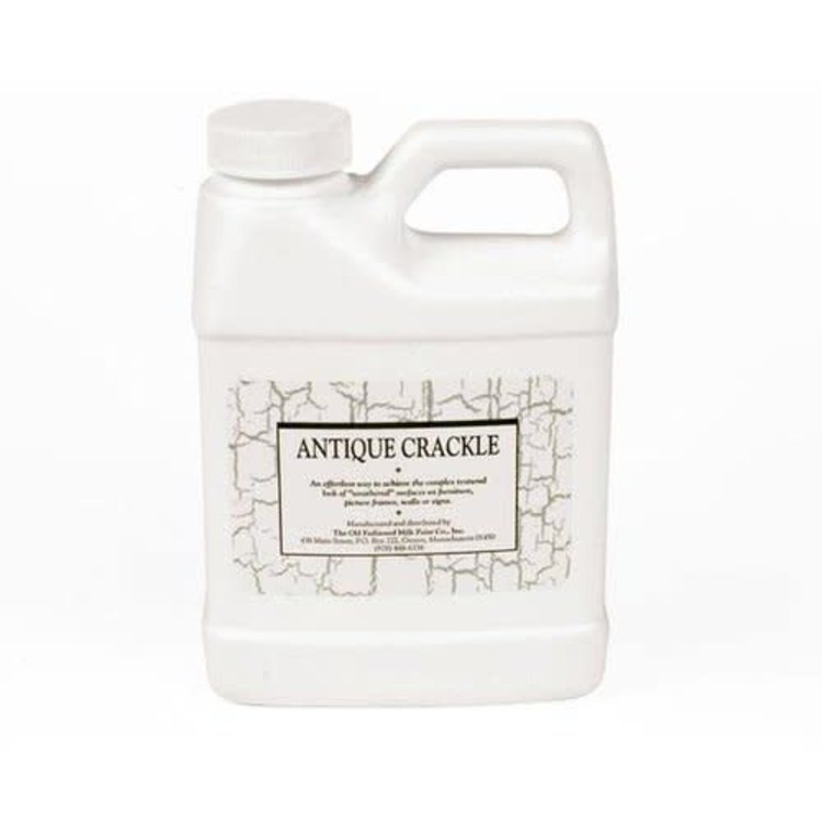 Old-Fashioned Milk Paint Antique Crackle