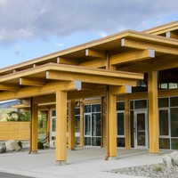 Sansin Enviro Stain Specified for Community Center