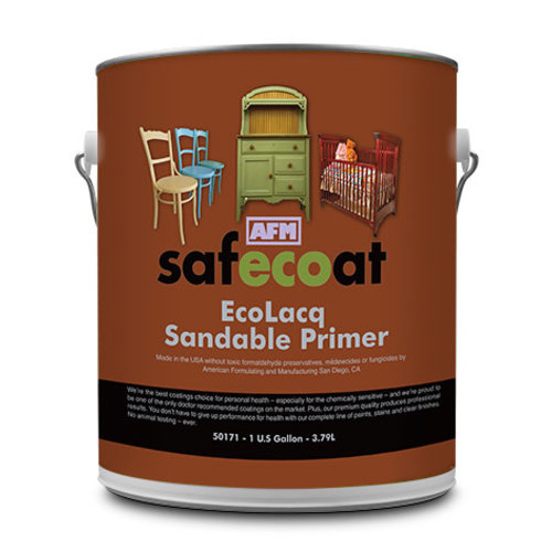 AFM Safecoat Ecolacq Sandable Primer