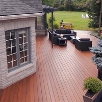 Refinishing a Western Red Cedar Deck