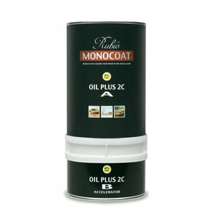 Rubio Monocoat Oil Plus 2C Smoke 5%