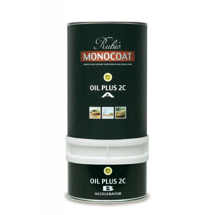 Rubio Monocoat Oil Plus 2C Sky Grey