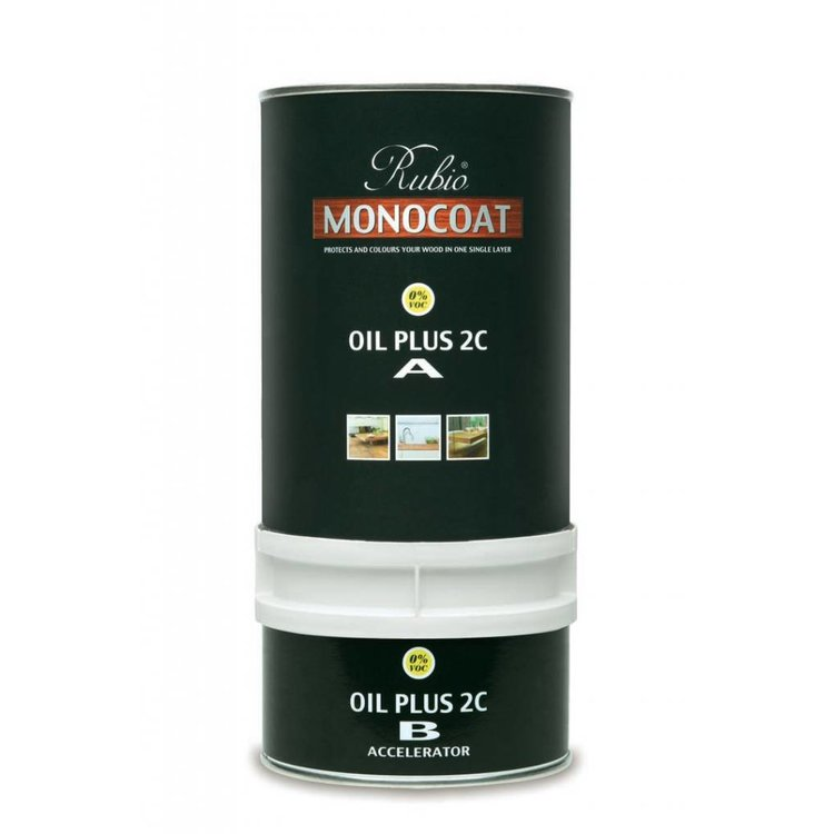 Rubio Monocoat Oil Plus 2C Charcoal
