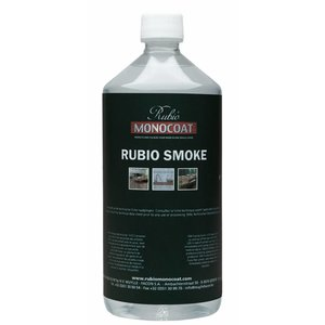 Rubio Monocoat Pretreatment Smoke
