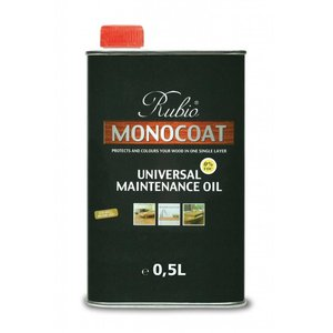 Rubio Monocoat Universal Maintenance Oil White