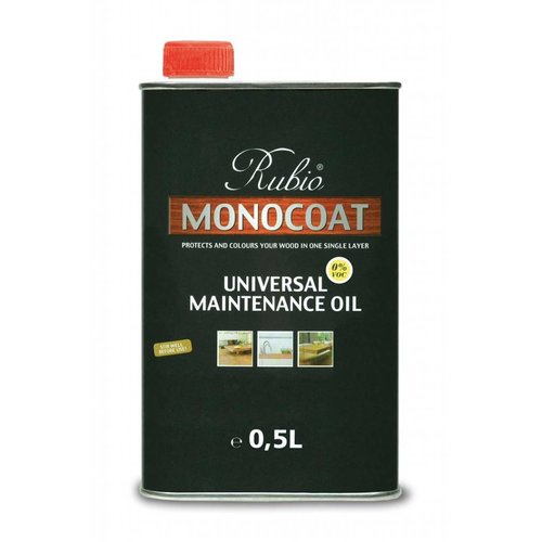 Rubio Monocoat Universal Maintenance Oil Brown