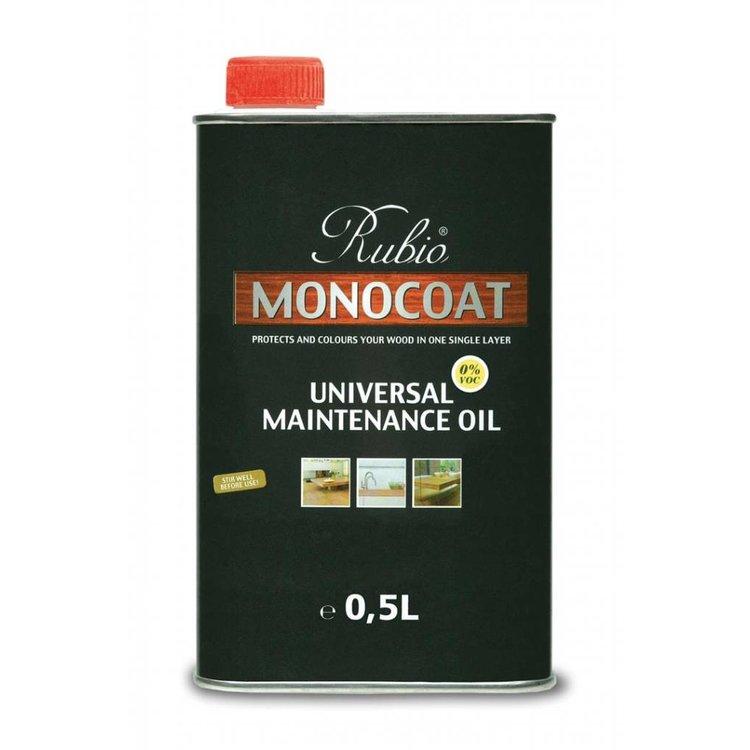 Rubio Monocoat Universal Maintenance Oil Brown