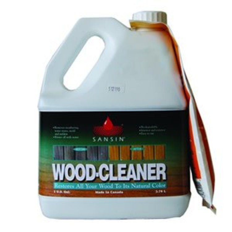 Sansin Corporation Sansin Wood Cleaner