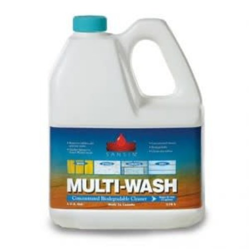 Sansin Corporation Sansin Multi-Wash Cleaner