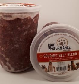 Raw Performance Raw Performance Gourmet Beef 2lbs
