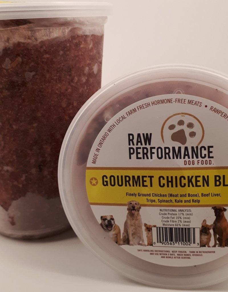 Raw Performance Raw Performance gourmet Chicken 2lbs