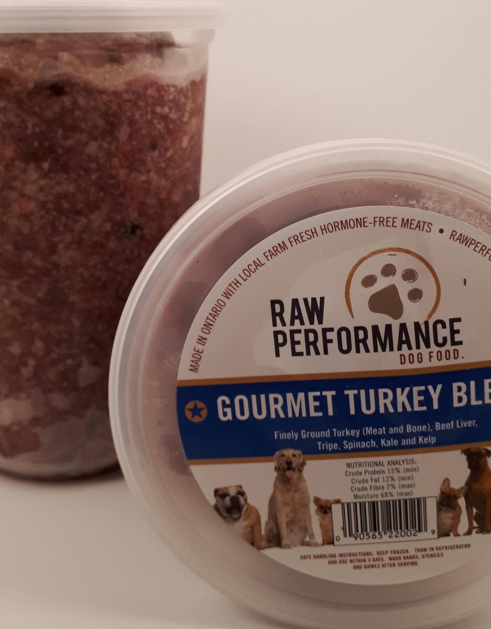 Raw Performance Raw Performance gourmet turkey 2lbs