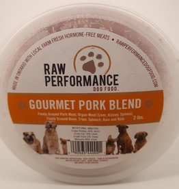 Raw Performance Raw Performance gourmet pork 2lbs