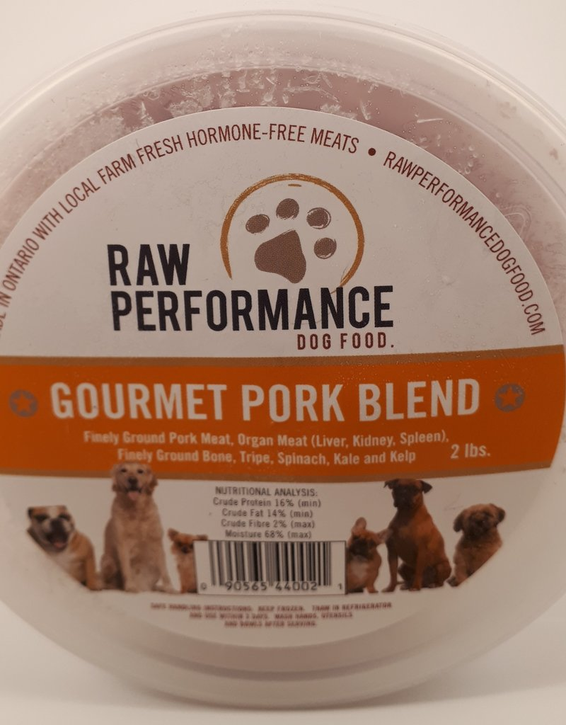 Raw Performance Raw Performance gourmet pork 2lbs