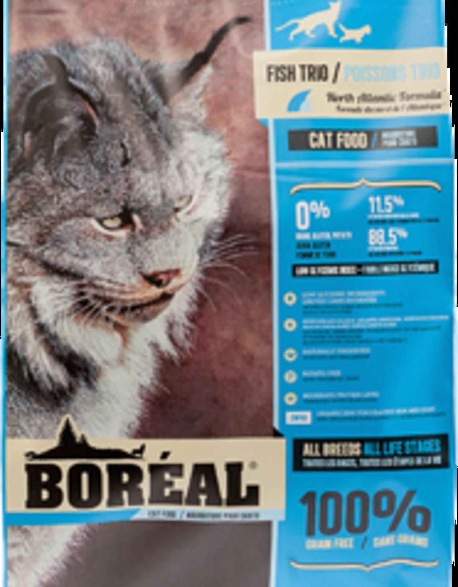 Boreal BOREAL Grain Free Fish Trio CAT 5.44kg