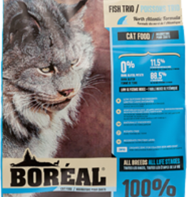 Boreal BOREAL Grain Free Fish Trio CAT 5.44kg