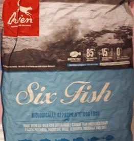 Orijen Orijen Six Fish 11kg