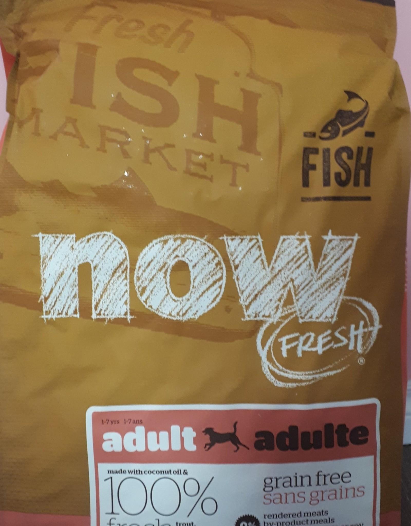 Now Fresh GF fish 25lbs