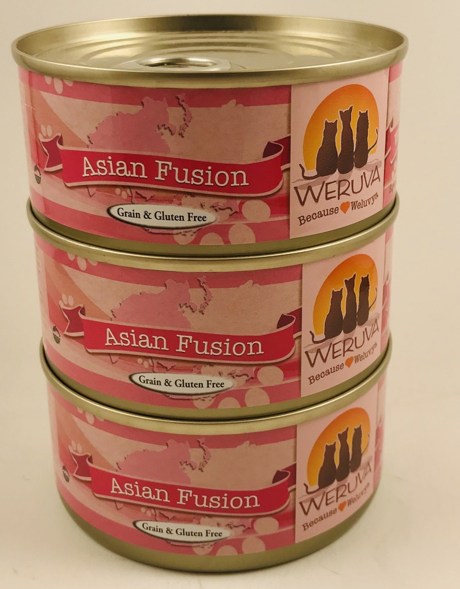 Weruva Weruva Asian Fusion