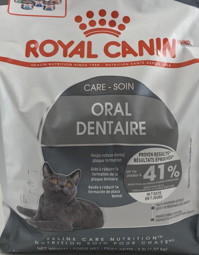 royal canin Royal Canin 3lb cat oral care