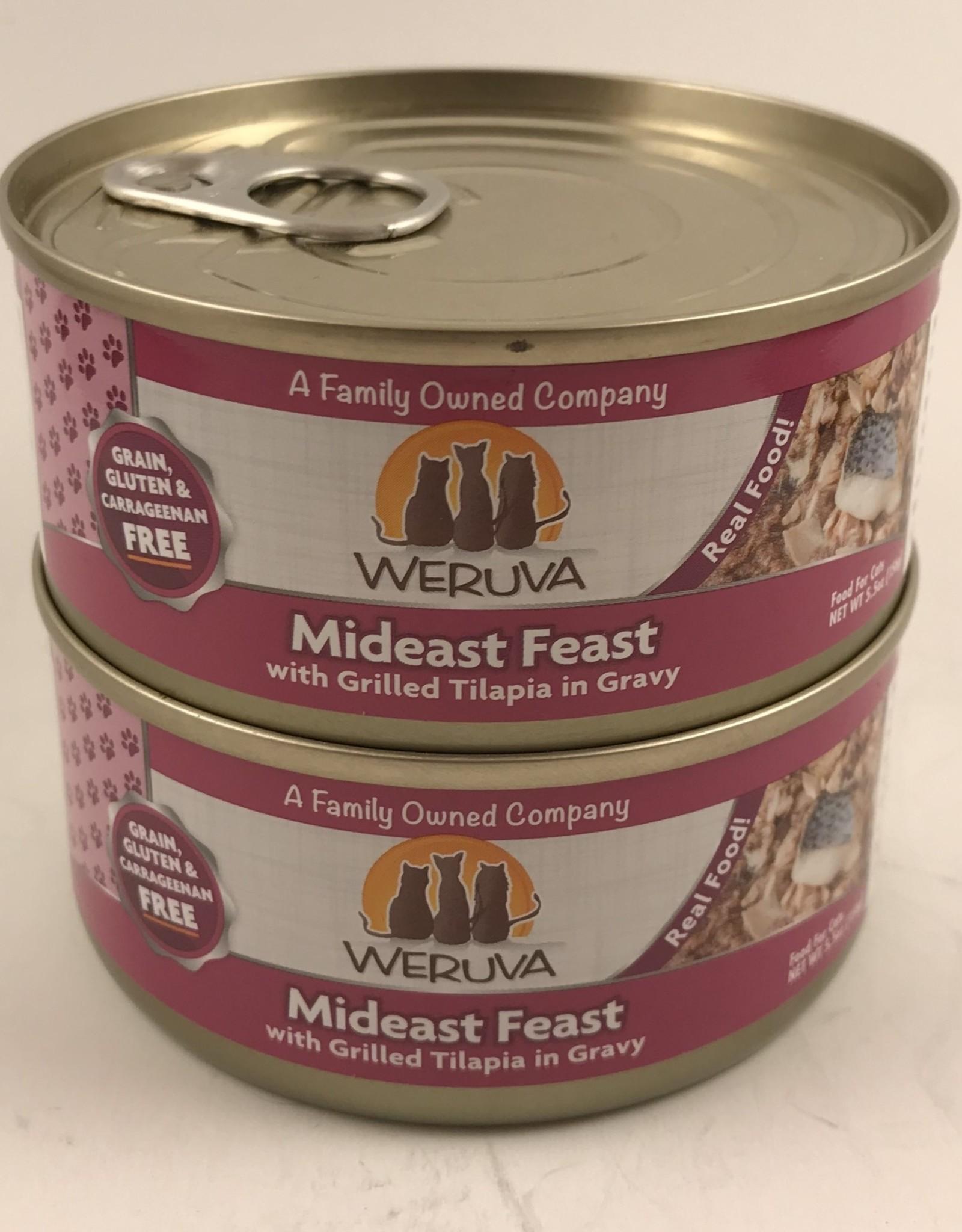 Weruva Weruva Mideast Feast