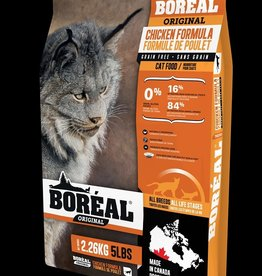Boreal BOREAL Grain Free Chicken CAT 2.26kg