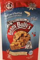 Benny Bully Benny Bullys Beef Liver & fish 25g cat treats