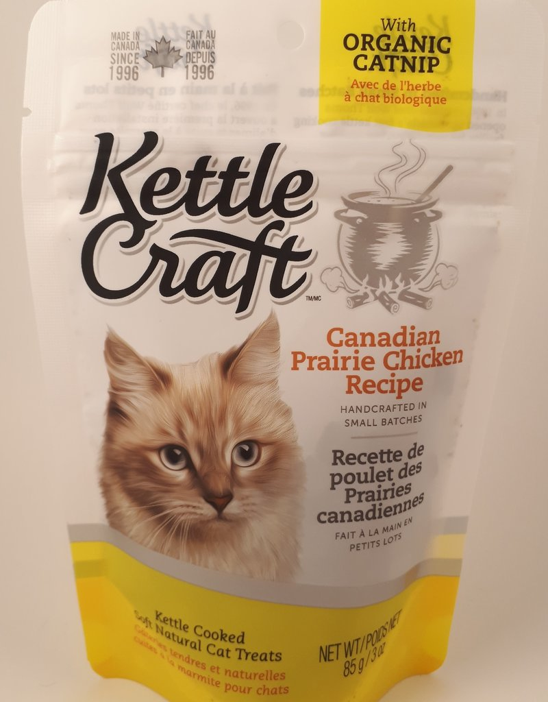 kettle craft Kettle Craft Canadian Prairie Chicken 85g
