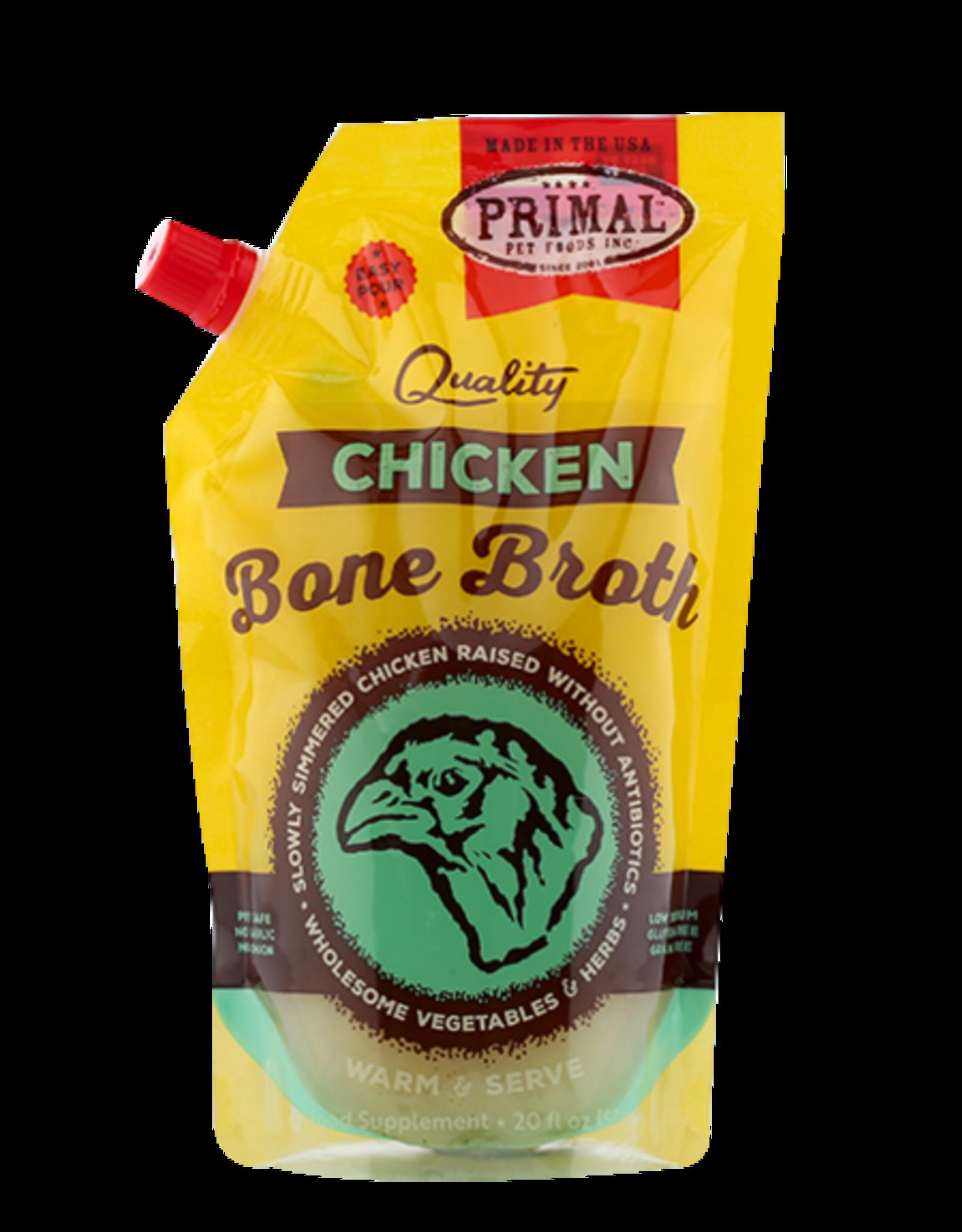 Primal Primal Bone Broth - Chicken
