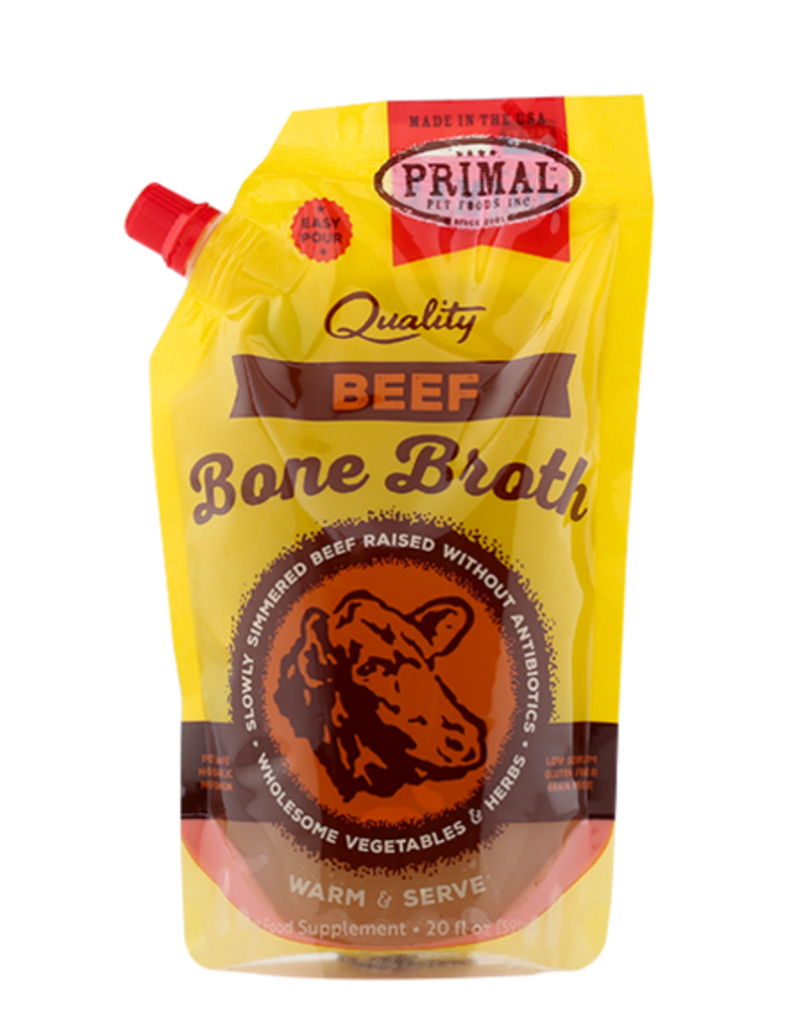 Primal Primal Bone Broth - Beef