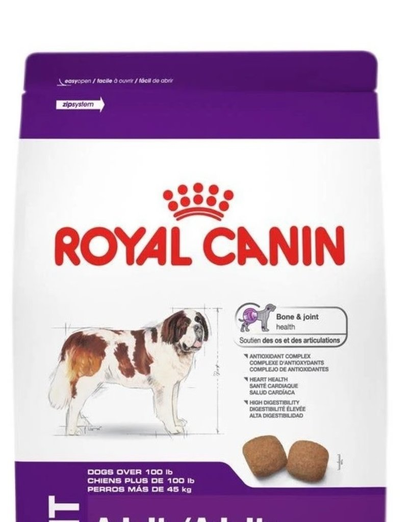 royal canin Royal Canin Giant Adult 35 lb