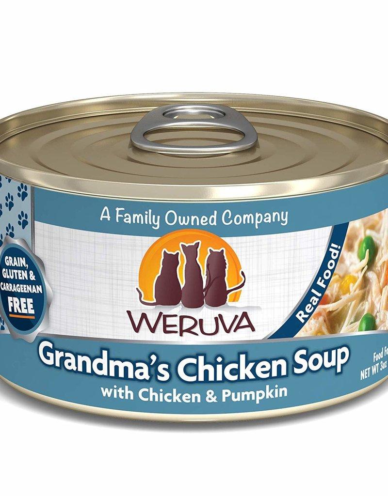 weruva Weruva Grandmas Chicken Soup 5.5oz